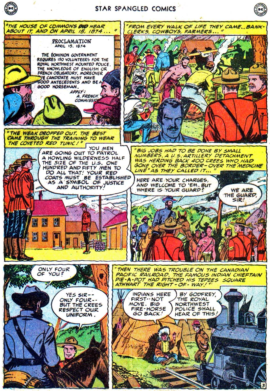 Star Spangled Comics (1941) issue 95 - Page 19