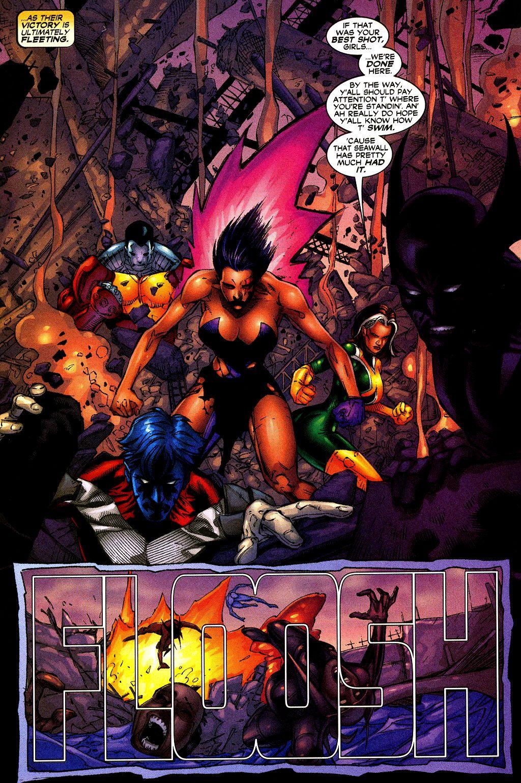 X-Men (1991) 105 Page 19