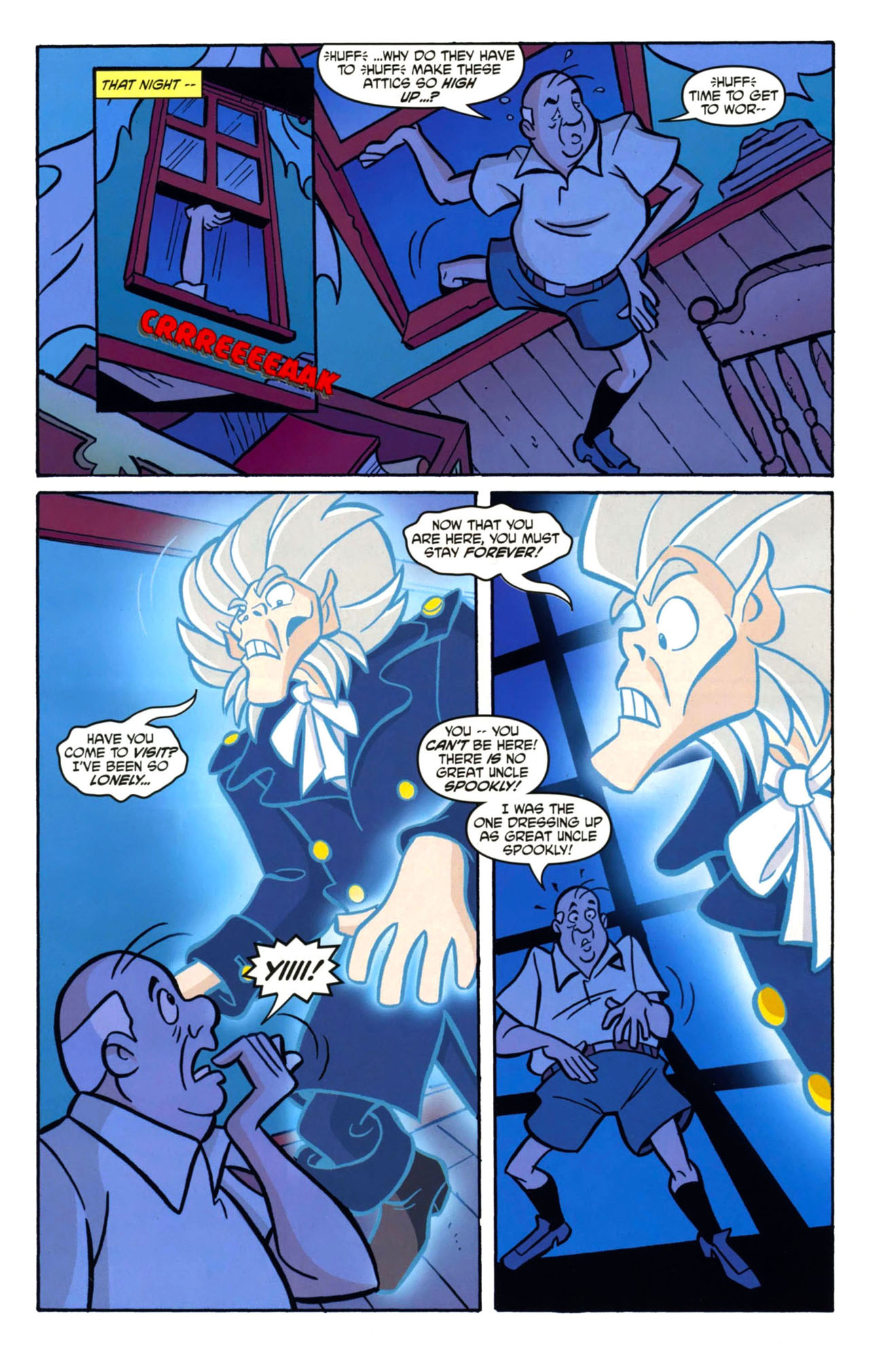 Read online Scooby-Doo: Where Are You? comic -  Issue #13 - 10