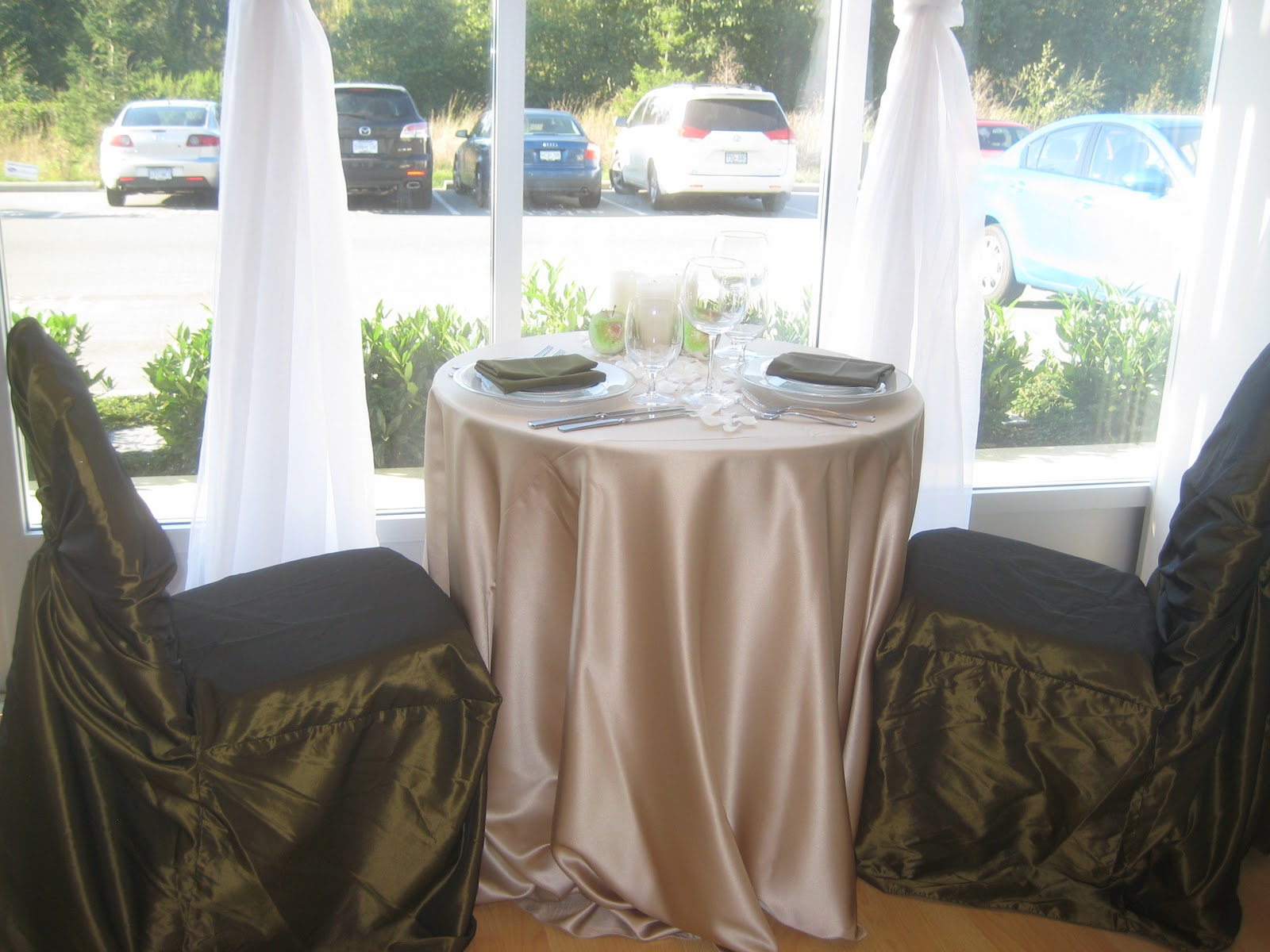Chair Decor: October 2010