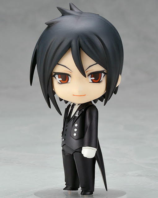 Kuroshitsuji, The Black Butler, Nendoroid, Ikemen, Handsome, Demon, Sebastian Michaelis