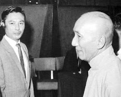 Wong Shun Leung with Ip Man