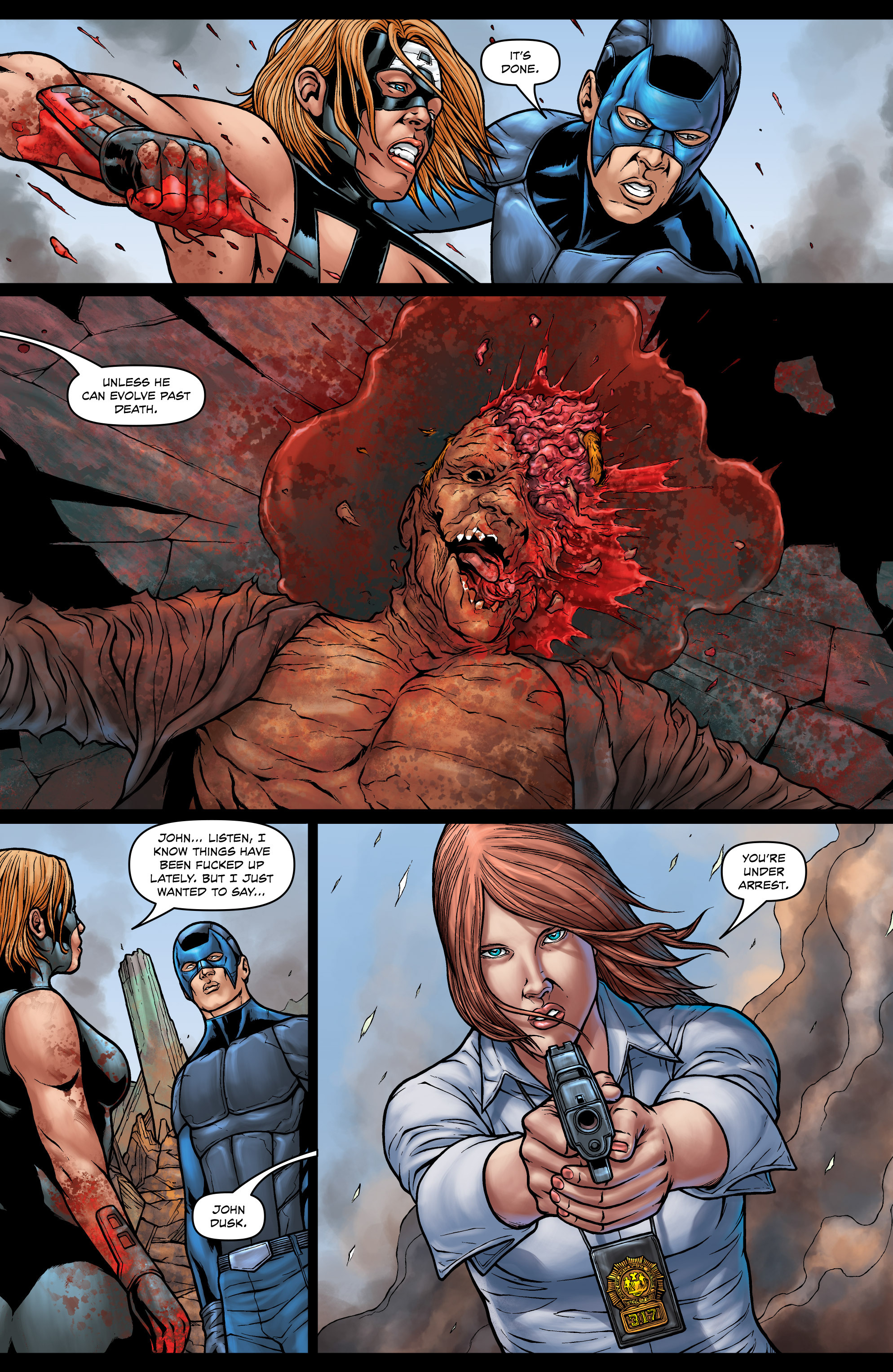 Read online Absolution: Rubicon comic -  Issue #5 - 18