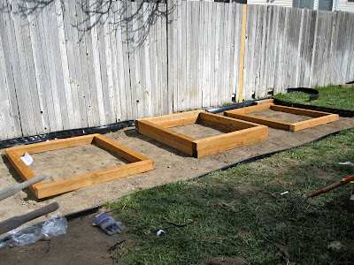 garden box layout ideas