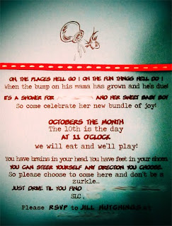 Dr. Seuss invitations