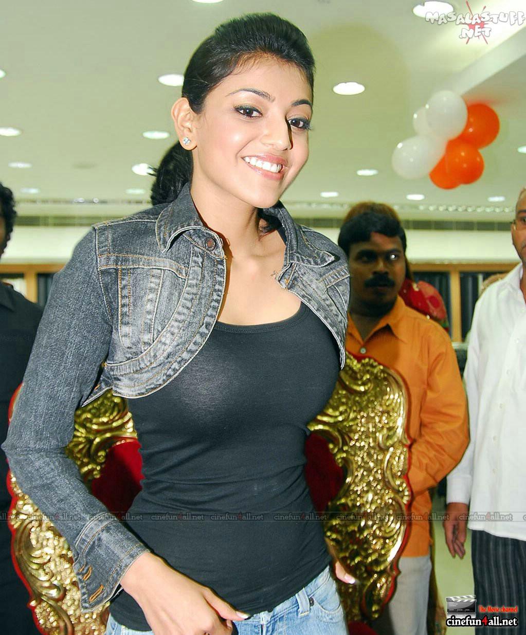 Hot South Indian Actress Hot Actress Kajal Agarwal Latest