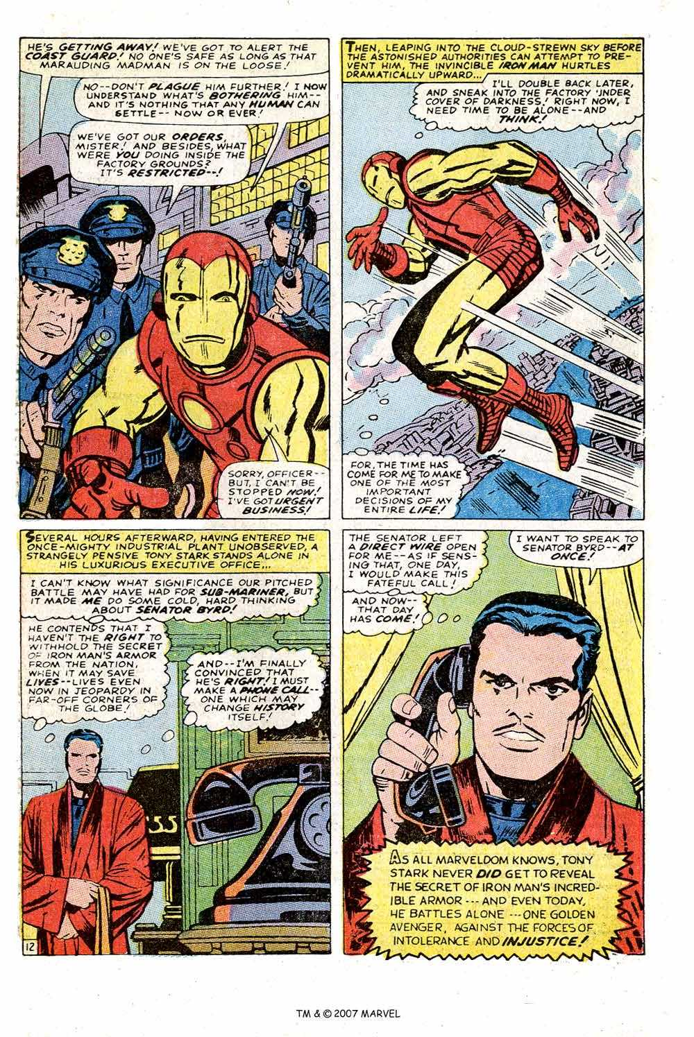 Iron Man Annual issue 1 - Page 65