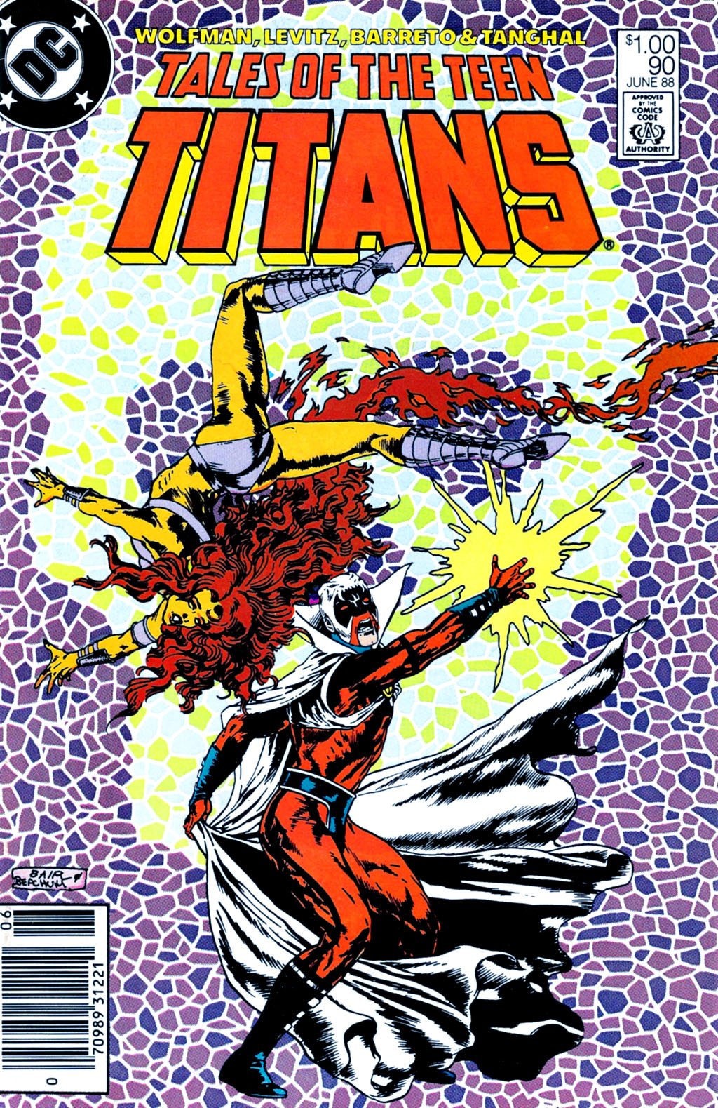Tales of the Teen Titans 90 Page 1