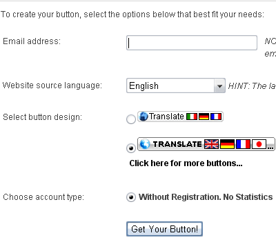 How To Add ConveyThis Language translation button to blogger