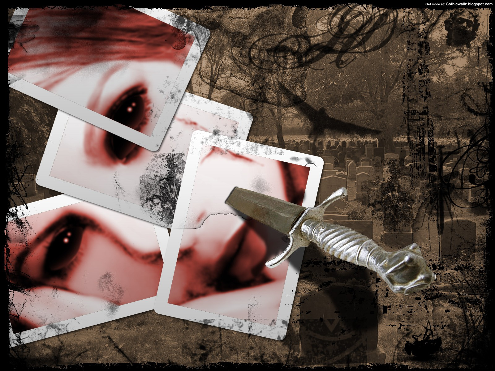 Death Comes For Ya Ii Dark Gothic Wallpapers Free Gothic