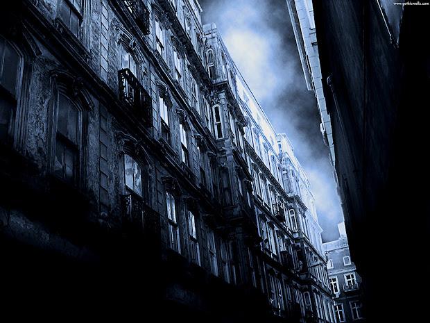 Dark Gothic Cities