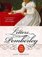 Guest Review: Letters from Pemberley by Jane Dawkins