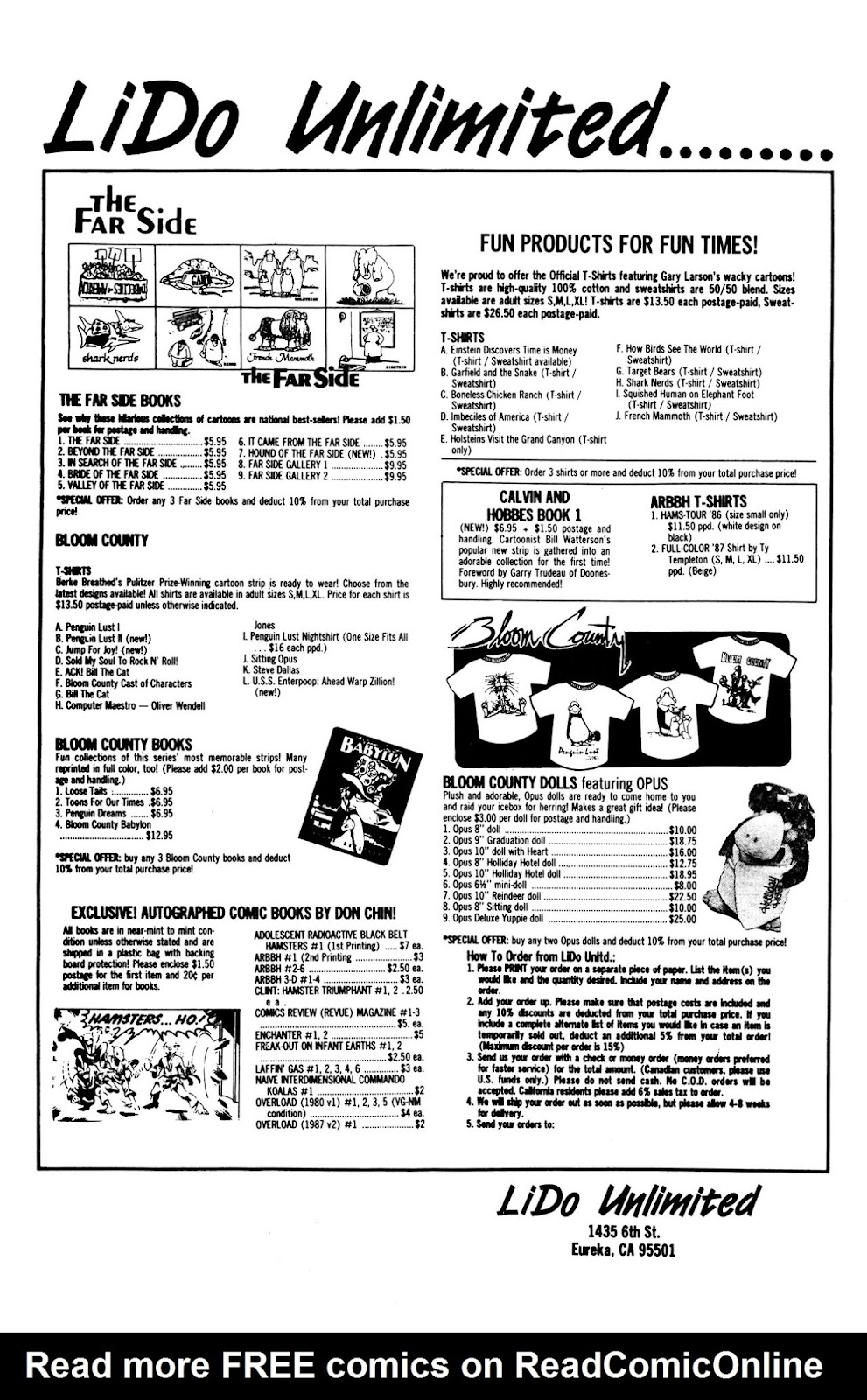 Adolescent Radioactive Black Belt Hamsters (1986) issue 8 - Page 23