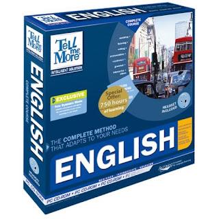 TELL ME MORE English Premium – الكورسات الأشهر عالميا للغة الانجليزية 750 ساعة تعليم