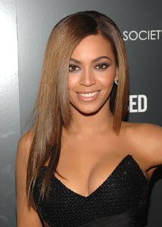 Obsessed With Beyonce Knowles Cleavage
