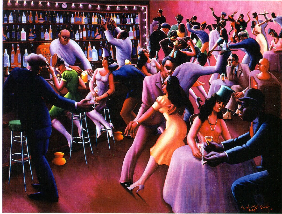 My Quest To Appreciate Art Archibald Motley Another Man Of The Harlem Renaissance