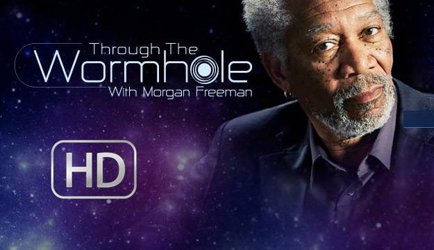 Modern Stargates: Through the Wormhole with Morgan Freeman