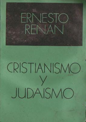 Cristianismo y judaismo – Ernesto Renan