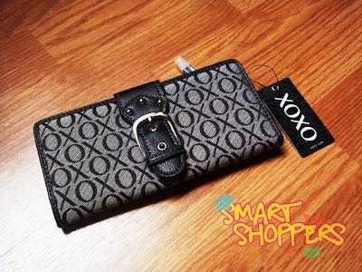 Super discount limited guantity finest selection Smart Shoppers: XOXO Secret Code Long Wallet