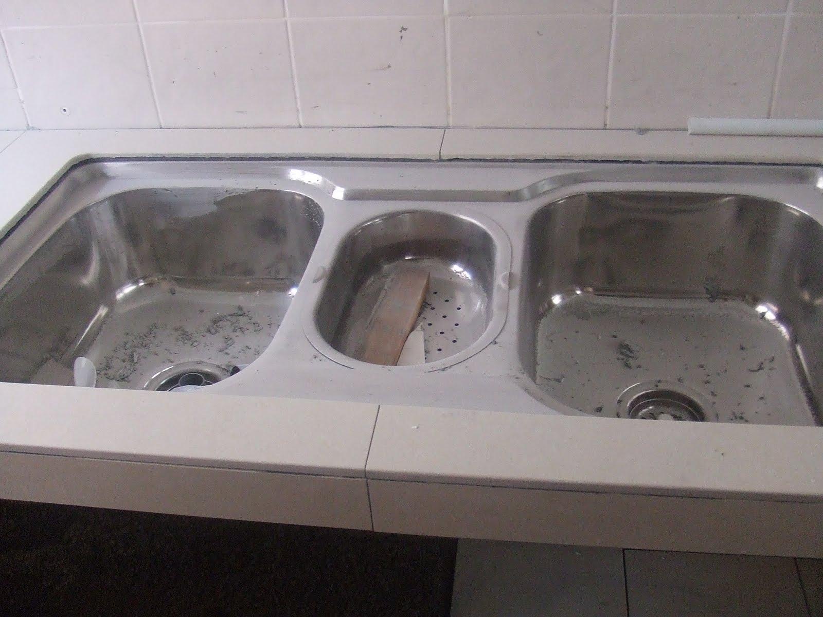 Teratak Impian Ibu Renovation Kabinet Dapur