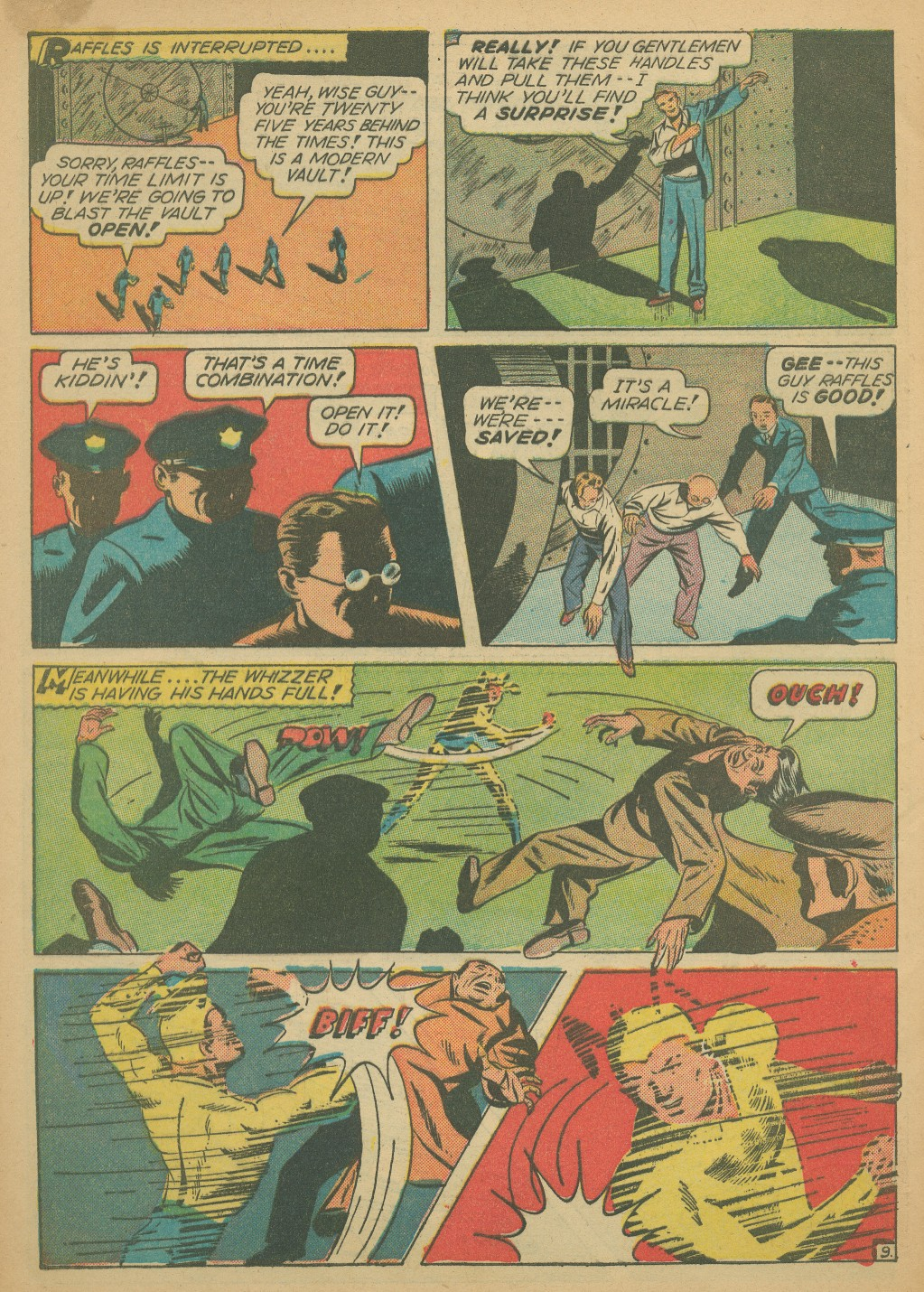 Read online All-Winners Comics comic -  Issue #8 - 64