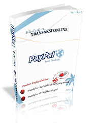 Panduan transaksi wang di-internet melalui Paypal / Online transaction with Paypal Guide Book