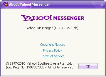 Download yahoo messenger 10 final (10. 0. 0. 1102) offline installer.