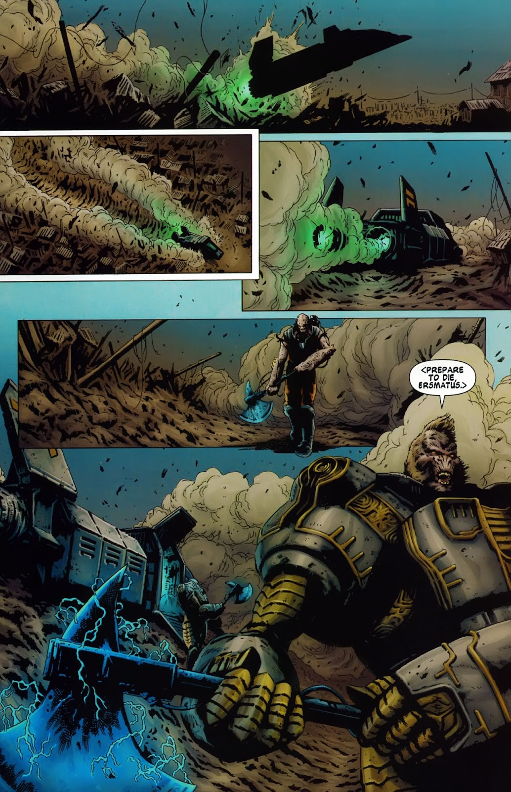 Bad Planet issue 6 - Page 5