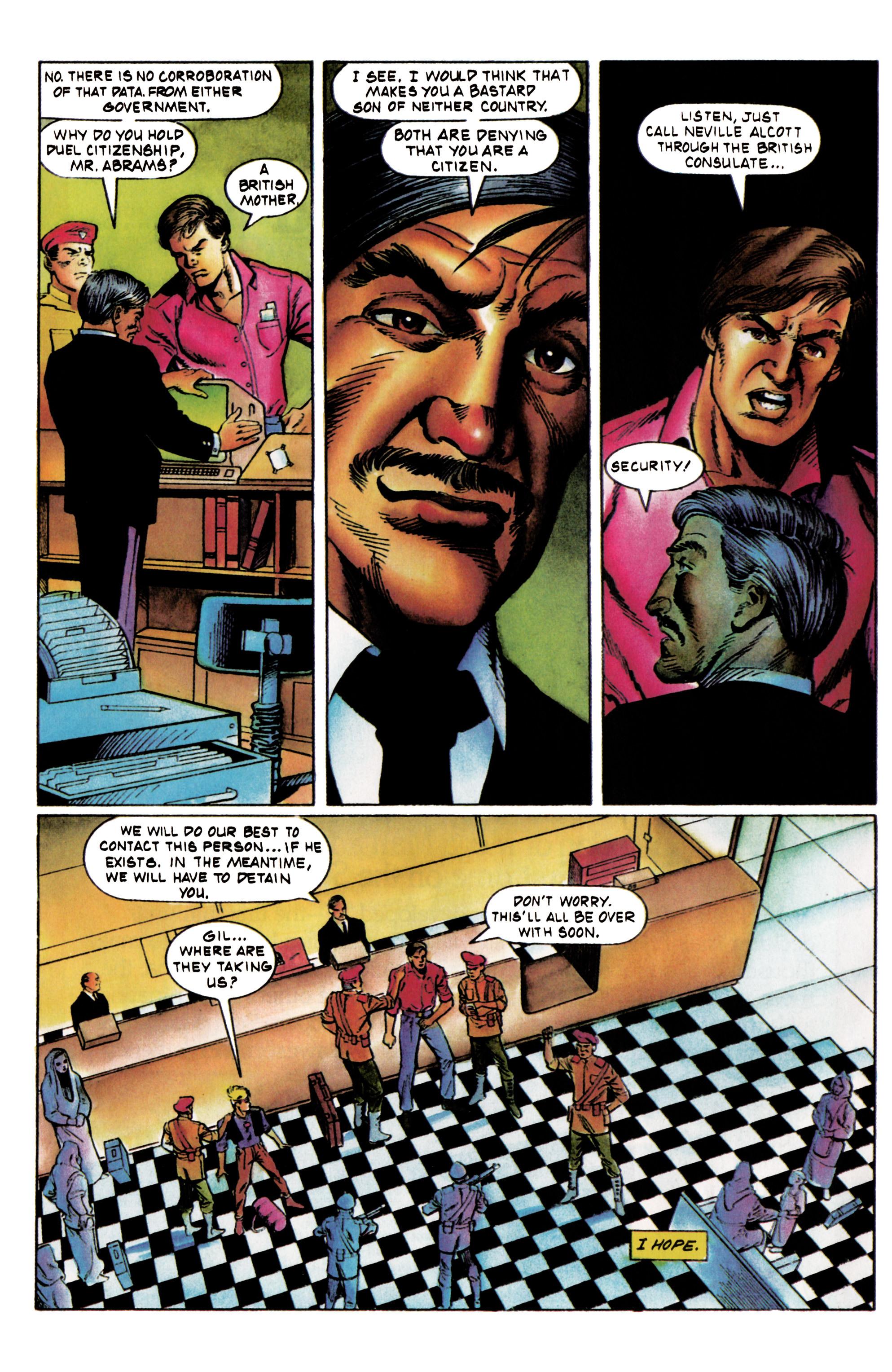 Read online Eternal Warrior (1992) comic -  Issue #20 - 6