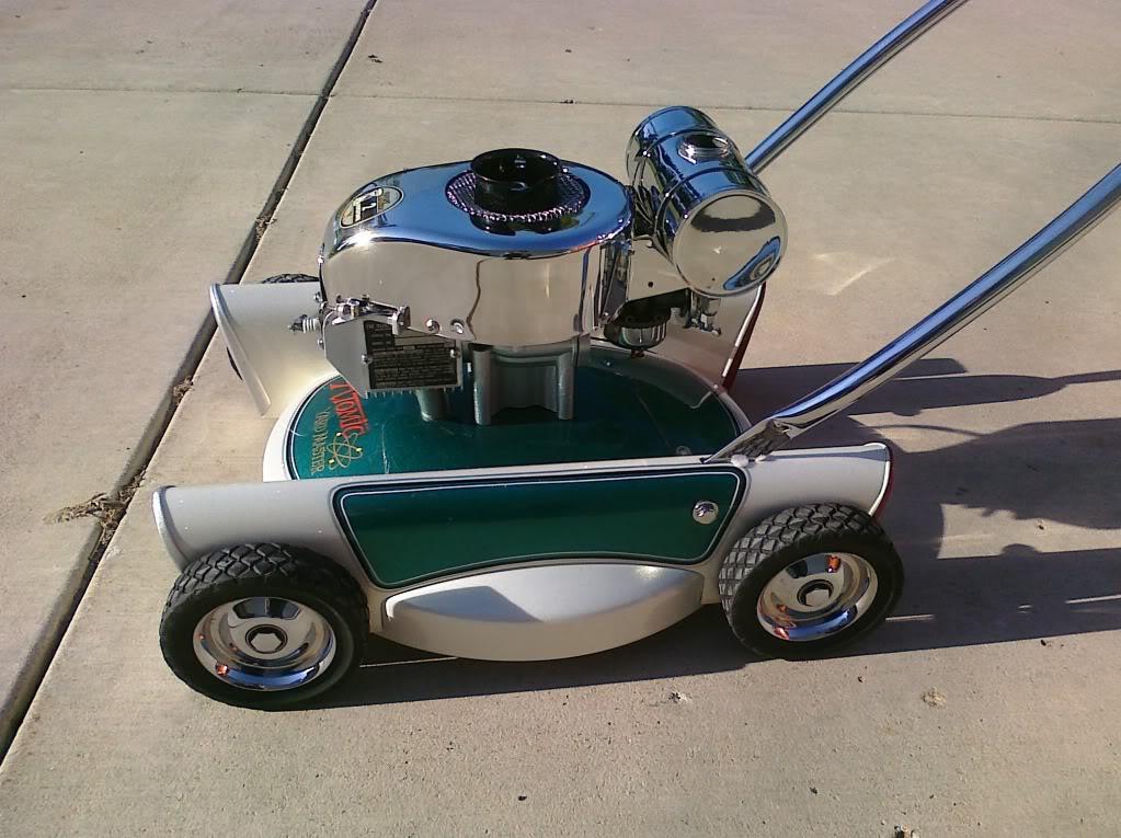 Vph Custom Lawn Mower
