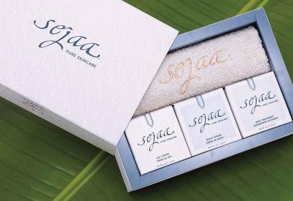 A marca de cosméticos de Gisele Bündchen, Sejaa, que já está há mais de um  ano à venda nos Estados Unidos, chega na segunda quinzena de janeiro ao  Brasil. 4b563a9fd7