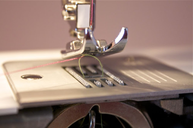 Confirm. Sewing machine not catching bottom thread useful