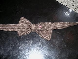 Little Bow Tie Tutorial