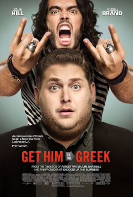 Affiche de Get him to the Greek