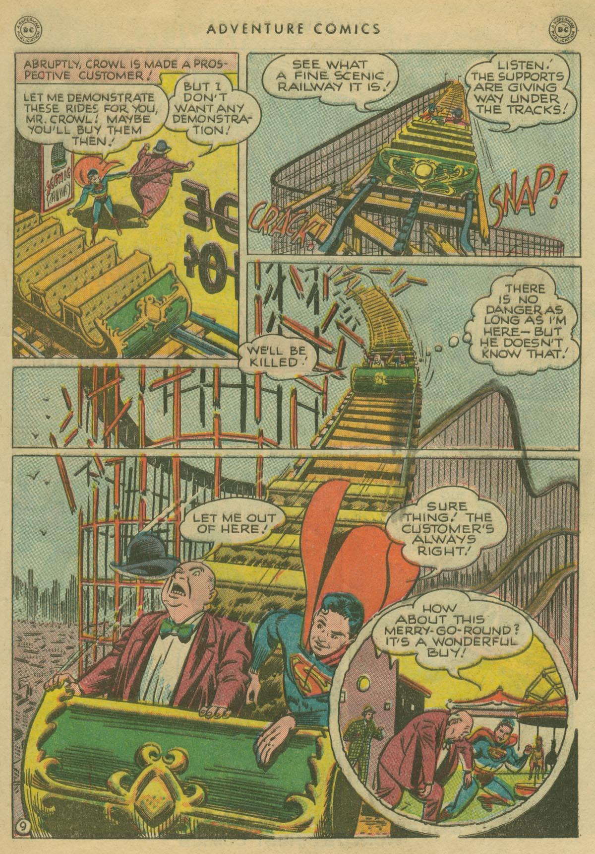 Read online Adventure Comics (1938) comic -  Issue #130 - 10