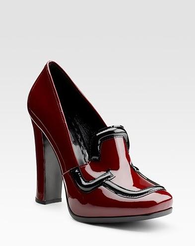 Red Van Shoes