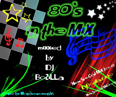 DJ Bozilla - 80s in the Mix ~ Mixfreaks Podcast