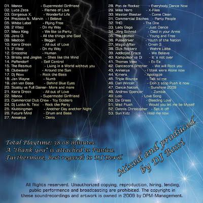 Oktober 2009 ~ Mixfreaks Podcast