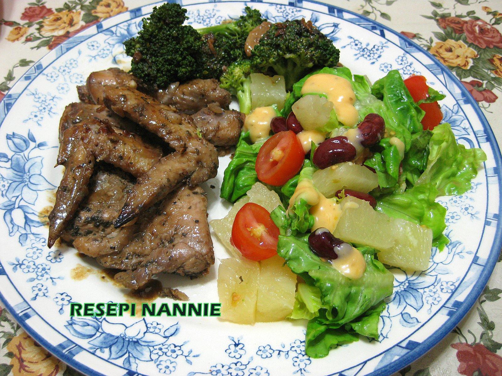 4 Resepi Salad Buah Sihat Paling Lazat Untuk Diet