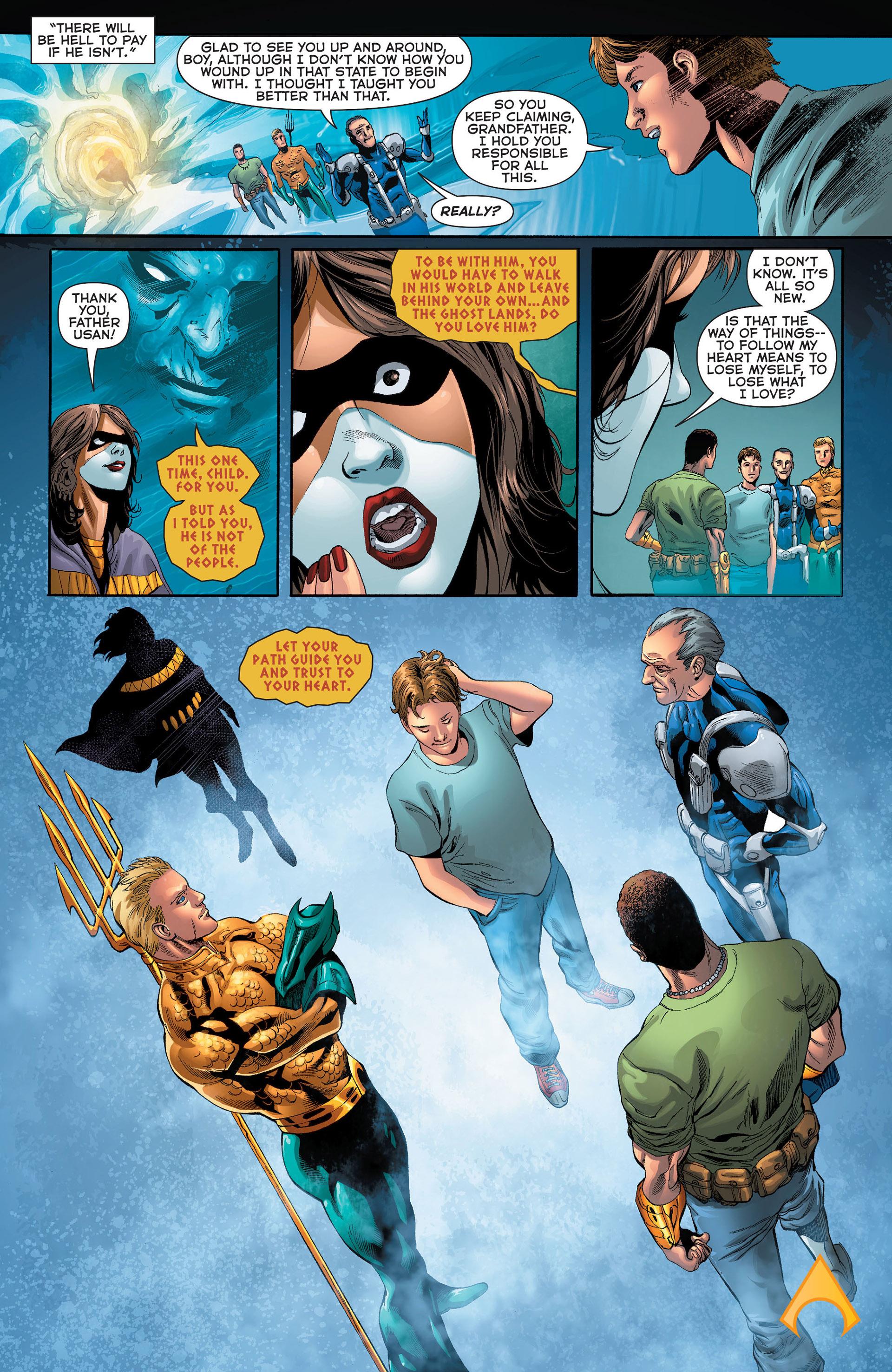 Read online Aquaman (2011) comic -  Issue #Aquaman (2011) _Annual 1 - 39