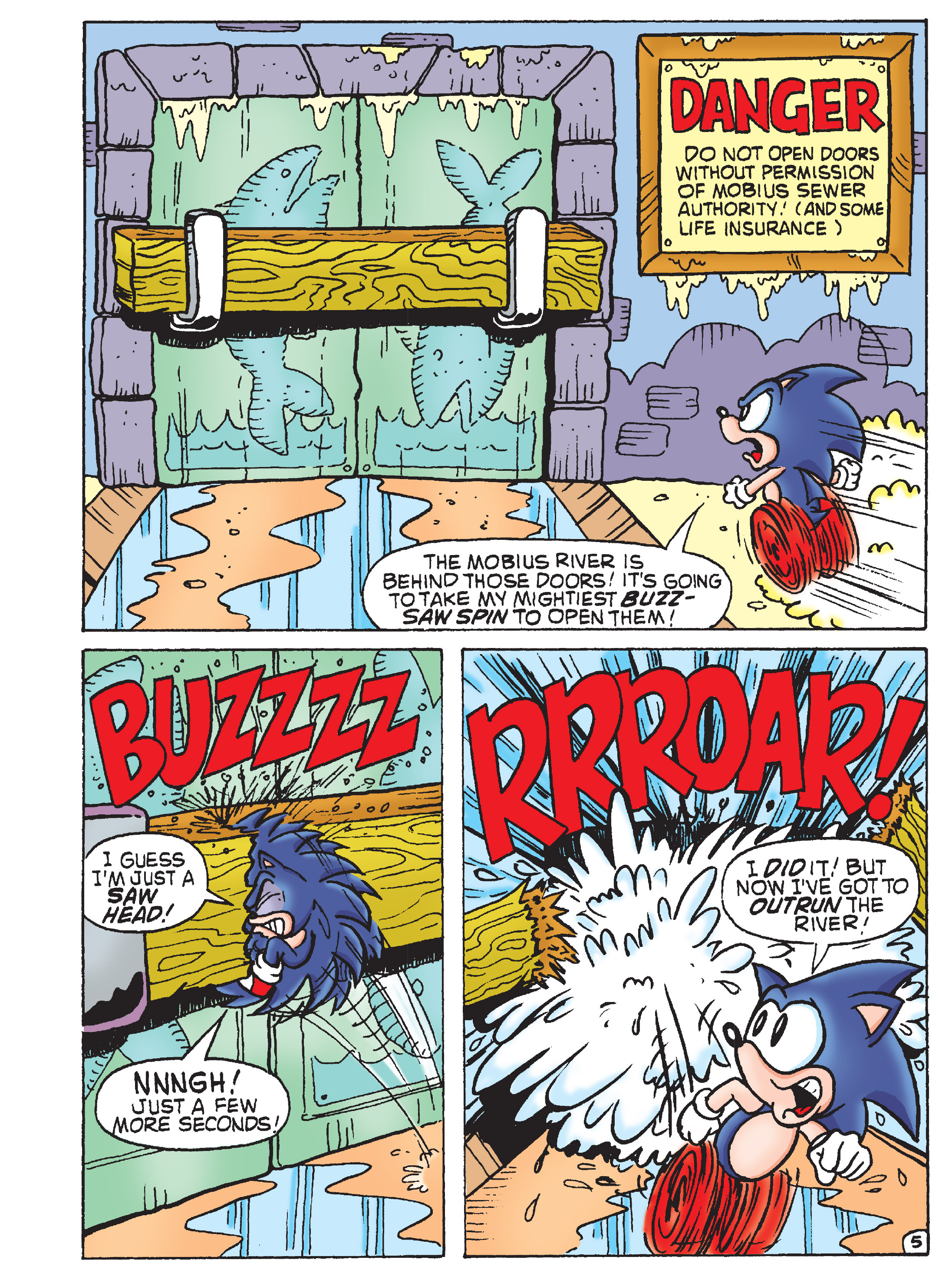 Read online Sonic Super Digest comic -  Issue #7 - 78