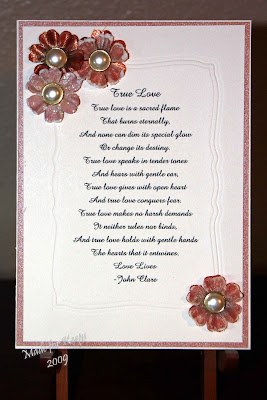 Just A Really Quick Post Tonight To Show The Wedding Card For My Brother And His Bride I Put This Together In No Time At All Stock Is Papertrey