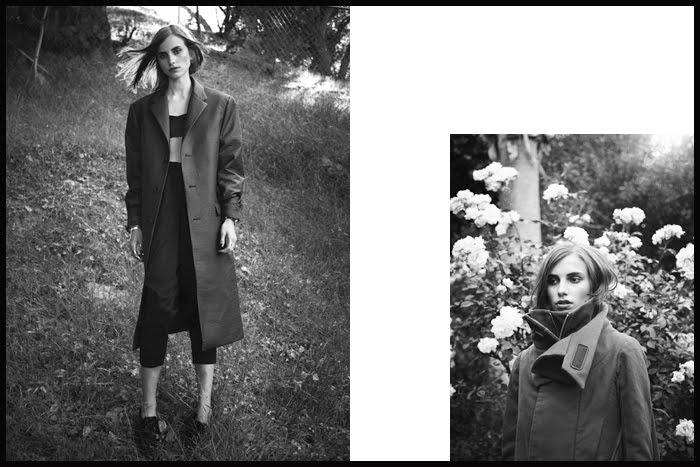 Megan Joplin Photography: Model/Artist Langley Fox