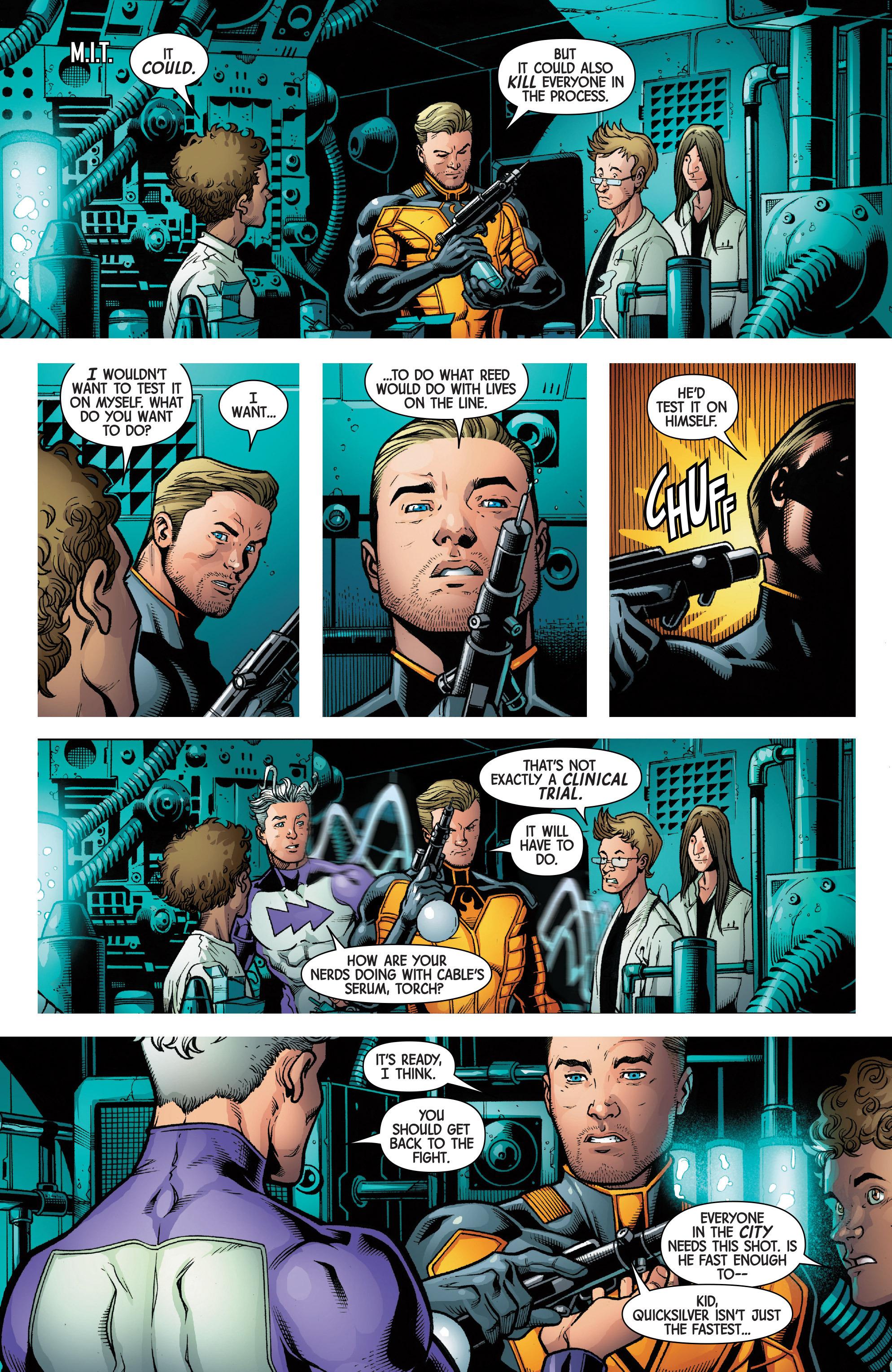 Read online Uncanny Avengers [II] comic -  Issue #4 - 8