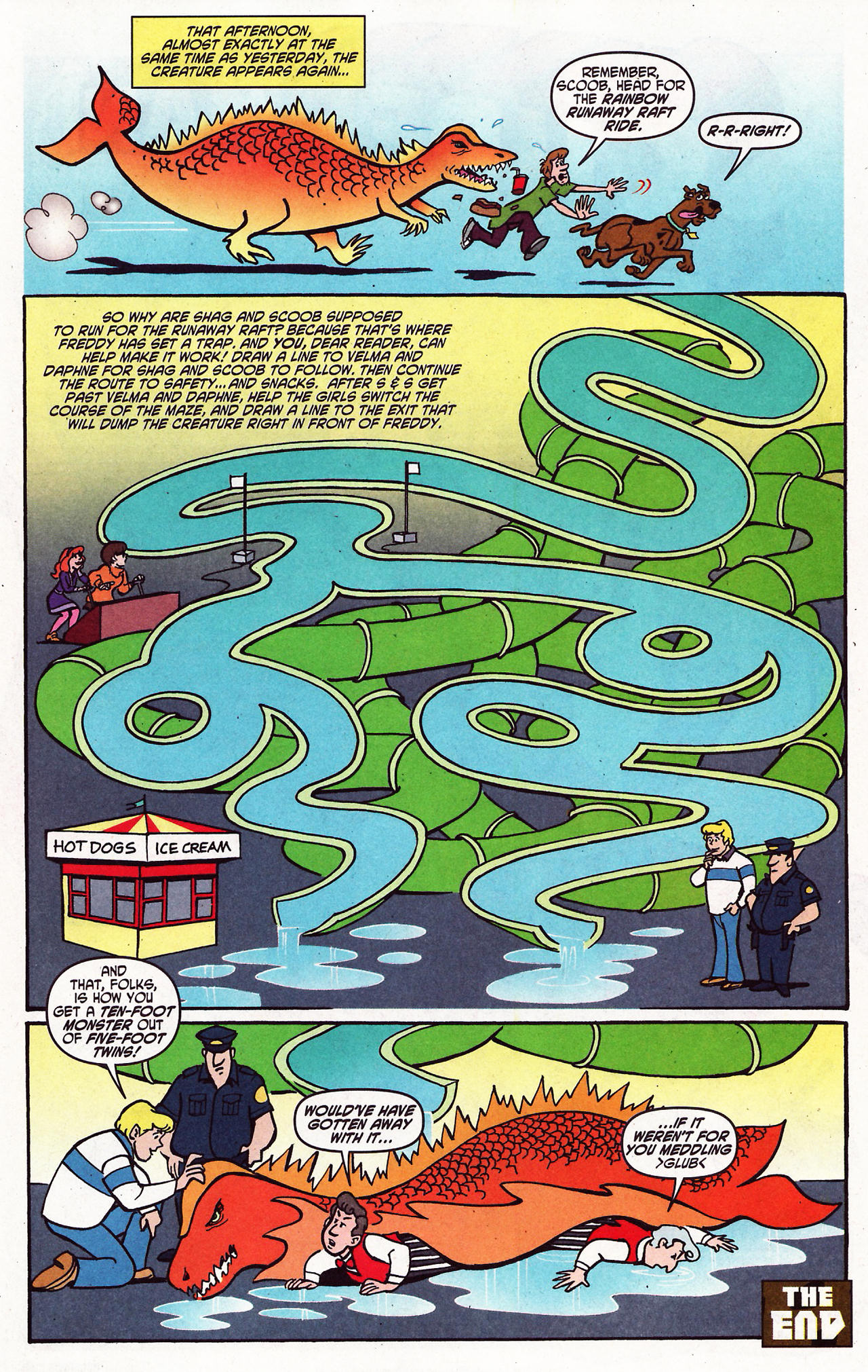 Read online Scooby-Doo (1997) comic -  Issue #121 - 19