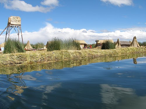 The Floating Islands of Lake Titicaca 8