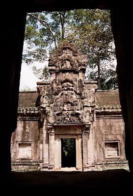 Banteay Srei, Angkor Wat, Cambodia