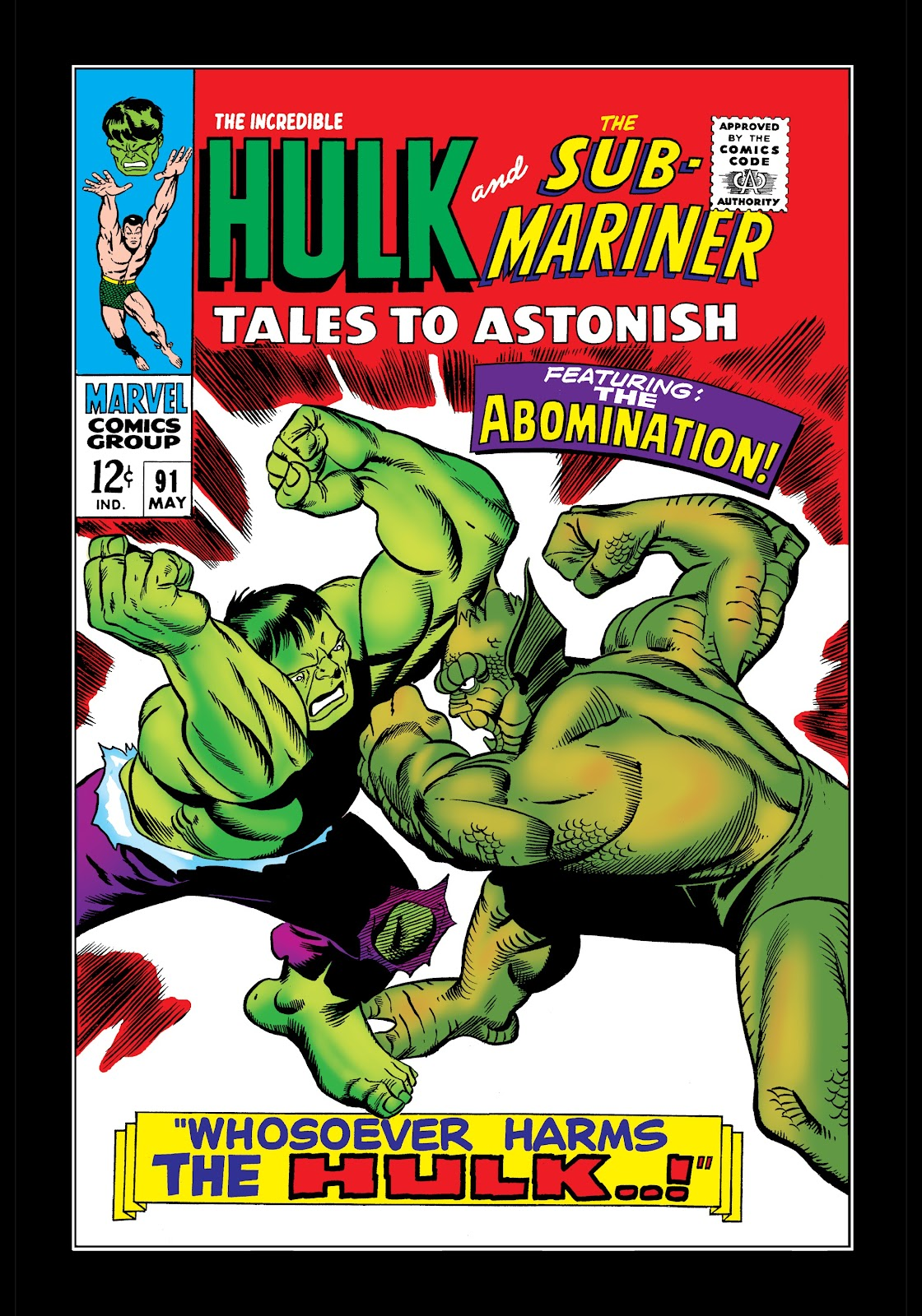 Read online Marvel Masterworks: The Incredible Hulk comic -  Issue # TPB 3 (Part 2) - 28