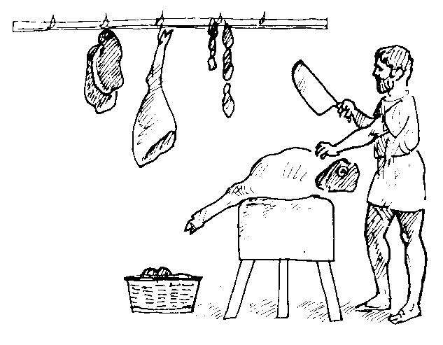 Ciao bambini: Antichi Romani: i mestieri Da stampare e ...