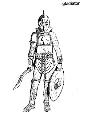 Ancient Rome and Roman Empire coloring pages | Free Coloring Pages | 400x283